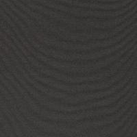 Bündchen gestreift schwarz/dunkelgrau