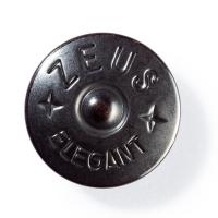 Patentknöpfe schwarz 16mm