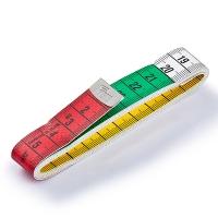 Maßband farbig 150cm