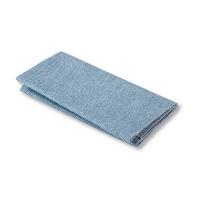 Flickstoff jeans hellblau