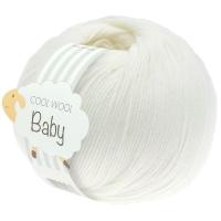 Cool Wool Baby weiß