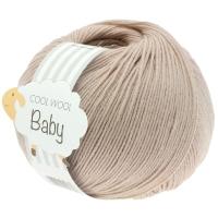 Cool Wool Baby beige