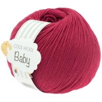 Cool Wool Baby himbeerrot