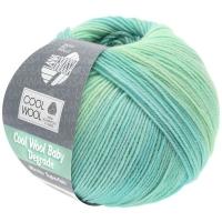 Cool Wool Baby Degradé mint