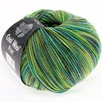Cool Wool Print grün