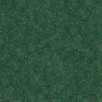 Gold und grüne Punkte