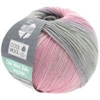 Cool Wool Baby Degradé lachs