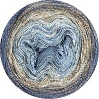 Shades of Merino jeans, hellblau, beige