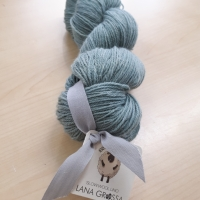 Slow Wool Lino salbei 15