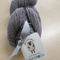 Slow Wool Lino hellgrau 11